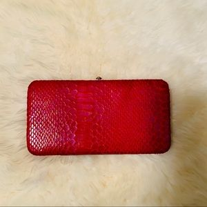 Adorable Red Wallet